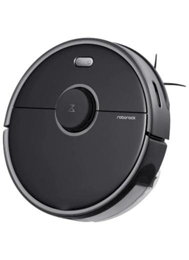 Roborock Roborock 100307 S5 Max Vacuum Cleaner Akıllı Robot Süpürge ve Paspas Siyah